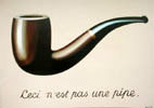 Ceramics René Magritte