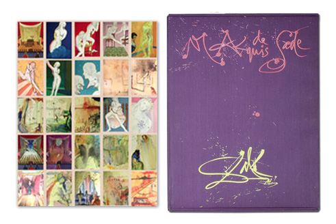 DALI_Salvador_Album_Marquis_de_sade