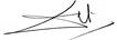 signature Salvador Dali