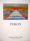 Folon. Recent Works – expo 1994