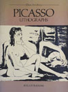 Picasso Lithographs (Dover Art Library)
