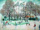 Square NOTRE DAME PARIS