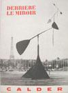 Alexander calder dlm derriere le miroir n 113 2 litho ebay for Derriere le miroir