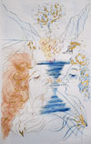 Le Baiser - The Kiss (suite Cantique des Cantiques/Song of Songs) Click to ZOOM