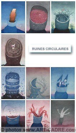 Les Ruines Circulaires - The Circular Ruins (suite) Click to ZOOM